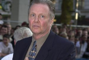 Actor John Voight thanked President Trump, for his 'greatness', 'kindness' and 'love for the arts'.
