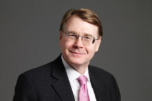 Chief executive Clive Bannister is due to retire in March. Picture: Contributed
