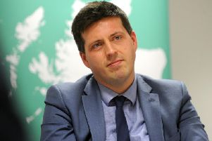 Business Minister Jamie Hepburn has refused to retract a Scottish Government tweet that was criticised by a statistics watchdog. Picture: JPIMEDIA