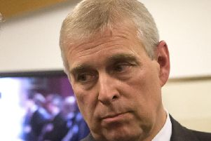 Andrew stepped down from public duties after mounting pressure about his friendship with convicted sex offender Jeffrey Epstein.