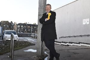 """Mr Rennie said: """"On the front page of our manifesto it says 'Stop Brexit, Stop independence and build a brighter future'"""""""