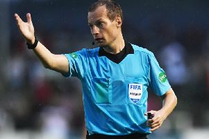 Willie Collum will take charge of his first Betfred Cup final since 2011