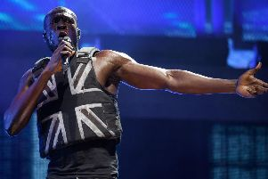 Stormzy will play Glasgow's SSE Hydro in September 2020 (Getty Images)
