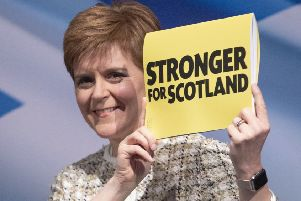 Senor Miguel Angel Vecino found Nicola Sturgeon 'opportunistic rather than pragmatic& distant, cold & displaying a lack of empathy'. Picture: PA