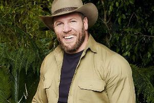 "James Haskell branded the I'm A Celebrity campsite ""a circus of stupidity"" after clashing with Andrew Maxwell over one of the day's challenges."
