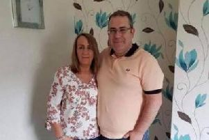 Andy Barber, who was due to get married yesterday afternoon, was last seen at 8.30am.