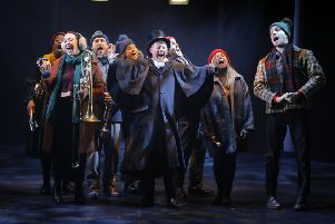 A Christmas Carol at Pitlochry Festival Theatre