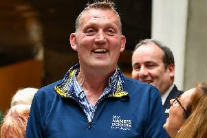 Doddie Weir says he has found the support he has had 'mind-boggling'. Picture: Getty