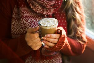 Seasonal offerings can contain as much sugar as three cans of coke. Picture: Getty