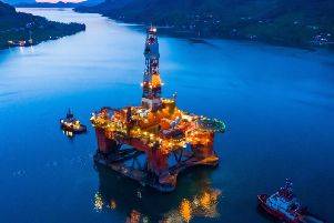 Oil and gas explorer Cairn Energy said it is focused on 'developing talent and research in clean energy'. Picture: Okland Foto