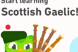 The Scottish Gaelic course was launched in the run-up to St Andrew's Day last week, with nearly 20,000 people signed up ahead of its release.