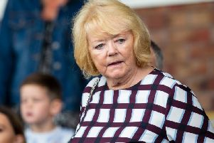 Hearts owner Ann Budge. Picture: SNS