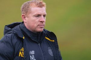 Neil Lennon admitted his Celtic side may have been distracted by Sunday's League Cup final