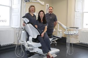 The Tullochs expect the partnership to 'safeguard dentistry on Orkney for decades to come'. Picture: Orkney Photographic.