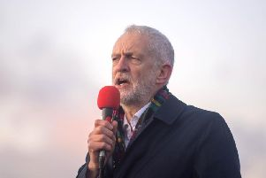 Jeremy Corbyn said the big issue on the doorstep was the NHS, not Brexit
