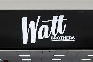 KPMG confirmed that Watt Brothers' Glasgow store will close on Sunday15December. Picture: Michael Gillen