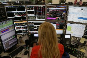 New figures show 17 per cent of firms leave stock market within a year of their third earnings alert. Picture: AFP photo / Daniel Leal-Olivas