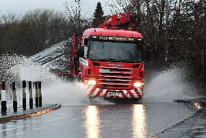 Flood alerts Scotland
