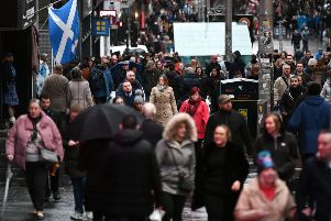 Life expectancy is falling in many parts of Scotland