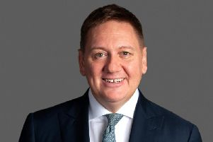 New CEO Justin DAgostino is a native of the Scottish capital. Picture: Contributed