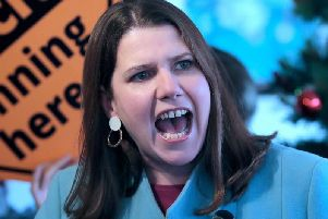 Jo Swinson has had a disastrous election campaign
