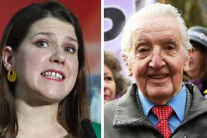 Jo Swinson and Dennis Skinner were among the big names to go