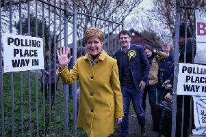 Nicola Sturgeon has led the SNP to another impressive victory in Scotland, says Angus Robertson