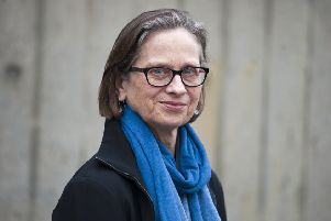 Lydia Davis PIC: Will Oliver/AFP/Getty Images