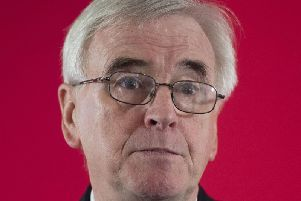 John McDonnell has confirmed he will step down