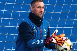 Allan McGregor: Looking forward to another year. Picture: SNS