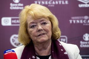 Hearts owner Ann Budge. Picture: Craig Williamson / SNS