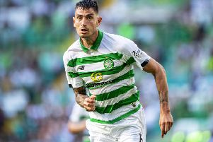 Nir Bitton is relaxed about the Europa League draw. Picture: SNS