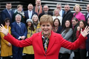 """The Scottish First Minister argued that it would be a """"perversion and subversion of democracy"""" for her to be denied the right to hold such a ballot after her party's election success."""