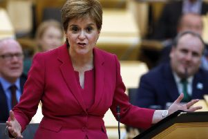 Nicola Sturgeon has made a pitch to wavering Scottish Labour members on a second independence vote.