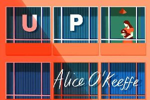 On the Up, by Alice O'Keefe