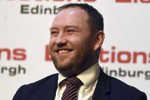 Ian Murray was the only Labour MP to retain his seat in Scotland