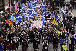 Scotland was politically isolated from England, its bigger and more prosperous neighbour. Picture: Getty