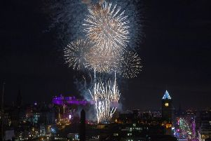 Edinburgh's Hogmanay party and midnight fireworks will be live-streamed around the world for the first time.