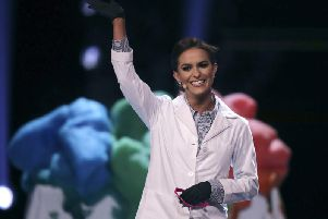 Camille Schrier was crowned Miss America 2020