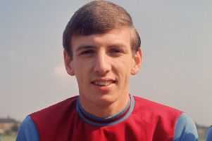 Martin Peters has died at the age of 76. Picture: PA
