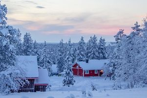 Is this Scotland or Lapland? (Photo: Shutterstock)