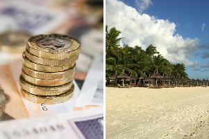 Mauritius and Jamaica top the ranking for the biggest year-on-year currency boosts.