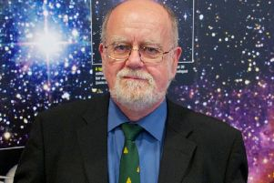 Astronomer Royal for Scotland Professor John Brown has died at the age of 72