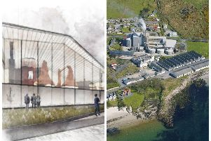 Plans to bring the Port Ellen Distillery on Islay back to life have been approved by local authorities
