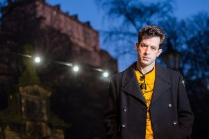 Mark Ronson is the 27th Edinburgh's Hogmanay headliner.