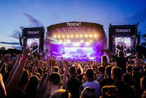 In 2020, Lewis Capaldi, Liam Gallagher and The Courteeners will headline TRNSMT PIC: Gaelle Beri