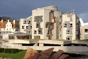 Scotland's artisitc community was largely supportive of devolution in the 1980s and 1990s