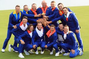 Can Europe retain the Ryder Cup at Whistling Straits?  Picture: Andrew Redington/Getty Images