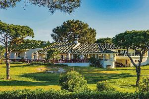 The Clubhouse at Quinta do Lago, in Portugal's Algarve