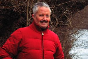 Ian Meldrum died after a collision with a car in Queensferry Road.